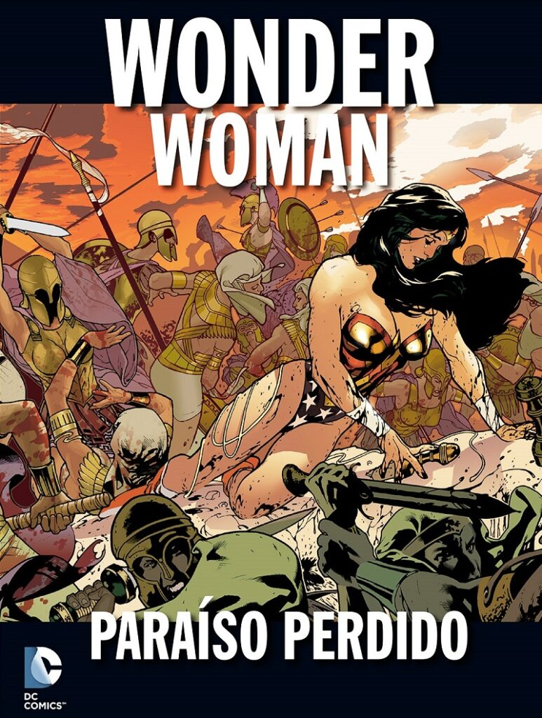 Wonder Woman: Paraíso Perdido