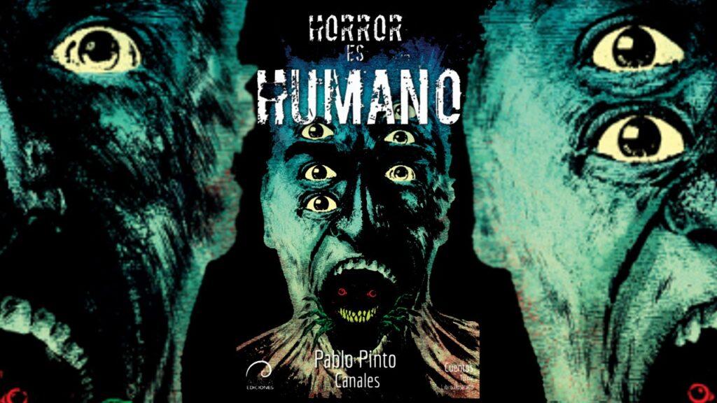 Reseña: Horror es Humano, antología de terror