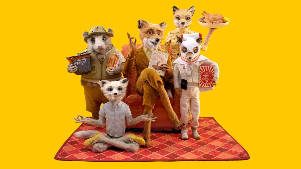 Fantastic Mr. Fox: Familias disfuncionales y su funcionalidad en el Cine