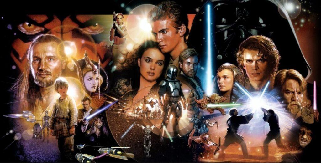 Opinión Star Wars Segunda Trilogía