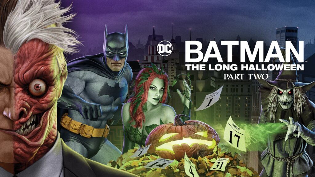 Reseña: Batman: The Long Halloween – Parte II