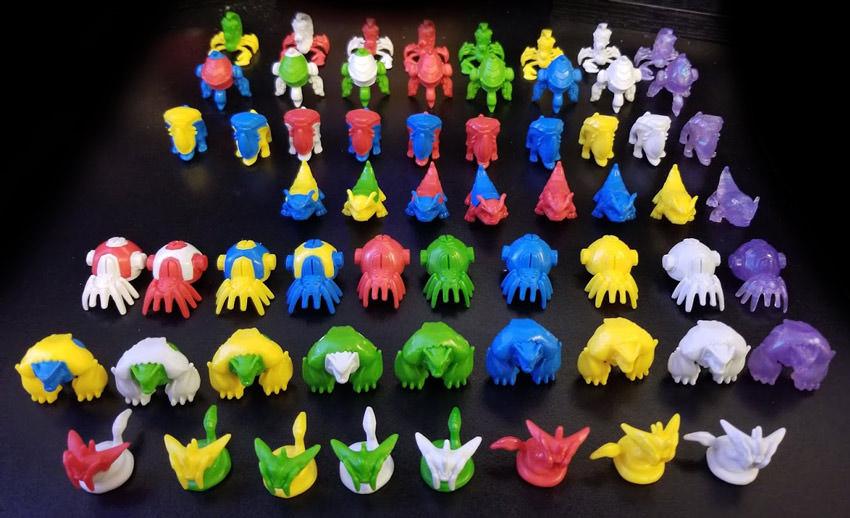 Battleclaw juguete jinlins juego