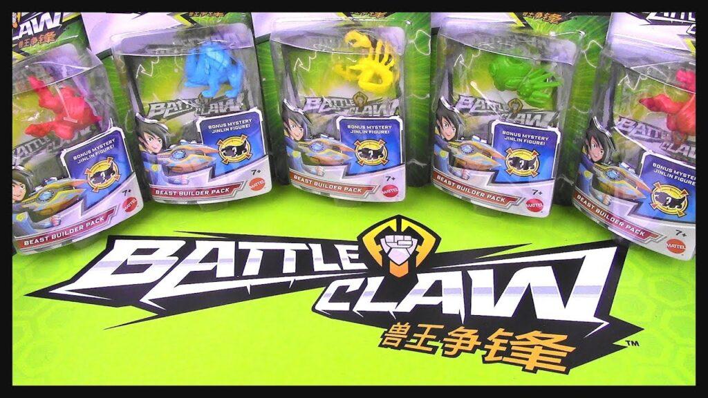 Juguetes con adrenalina: Battleclaw