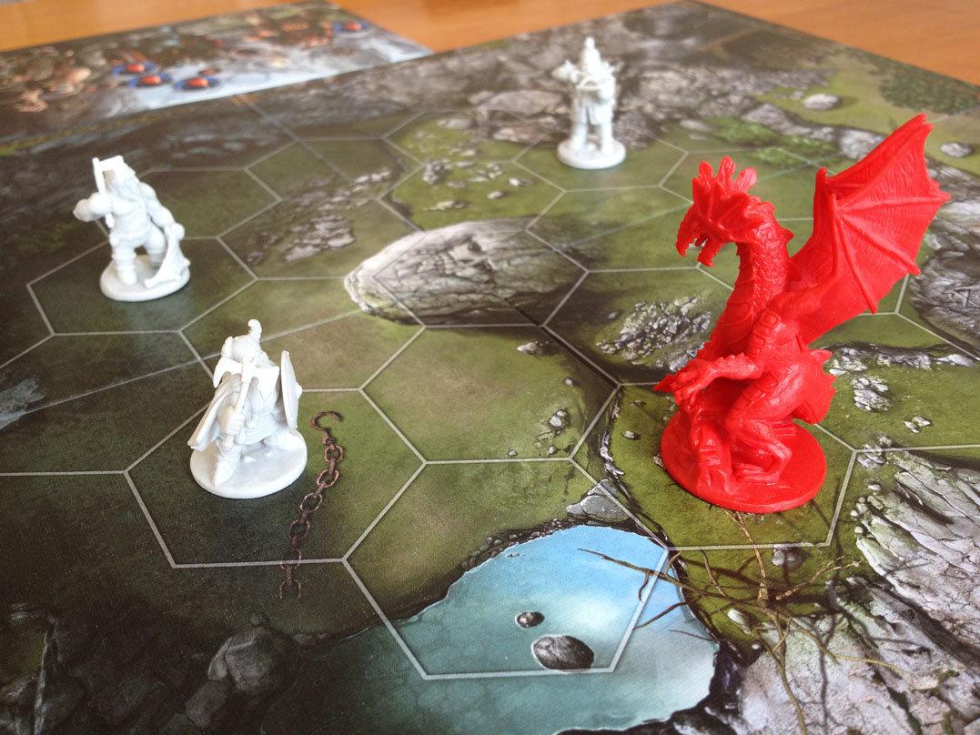 Drako juego de mesa