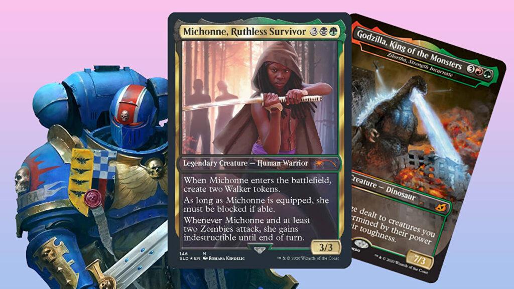 Universes Beyond: La apuesta de Magic The Gathering para seguir expandiéndose