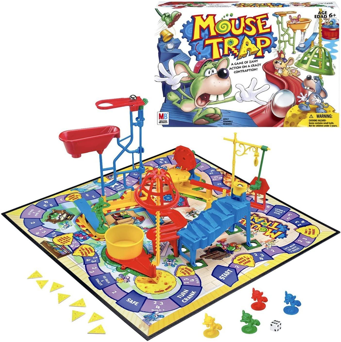 Juego de Mesa Mouse Trap
