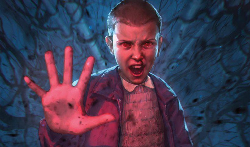 Eleven Stranger Things Magic anuncio