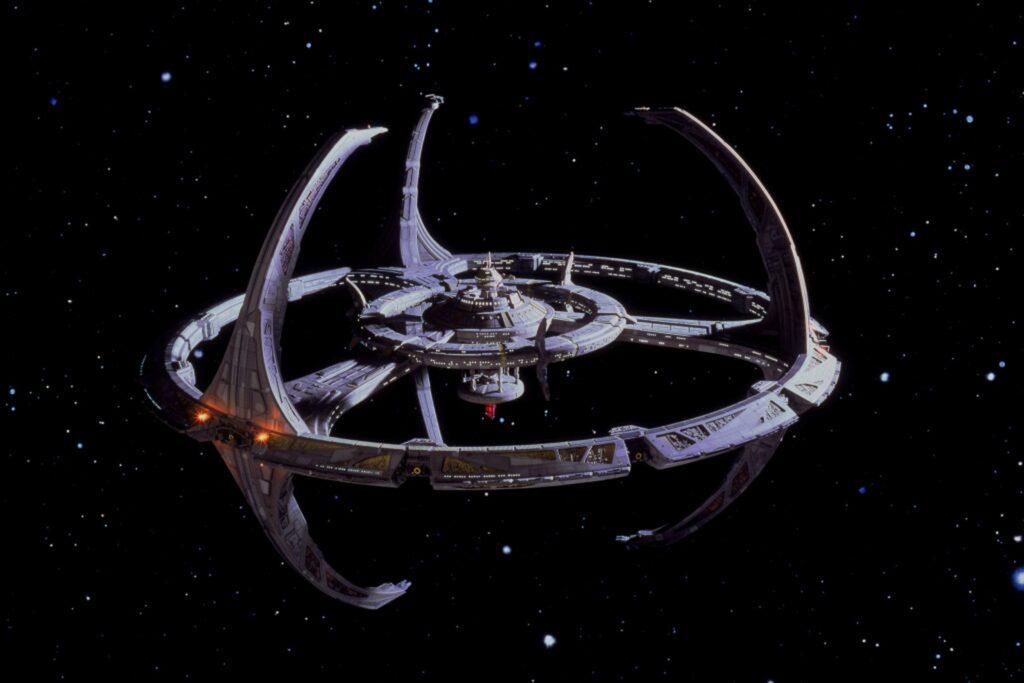 Star Trek: Espacio Profundo 9