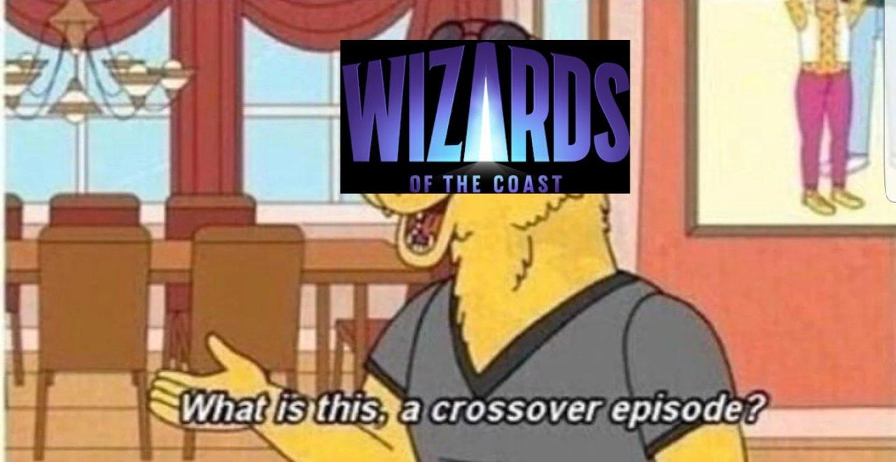 Meme Wizards crossover episode