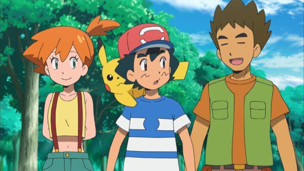 Top: Rivales de Ash