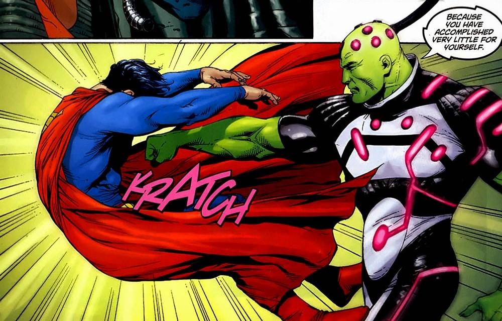 Reseña Superman: Brainiac