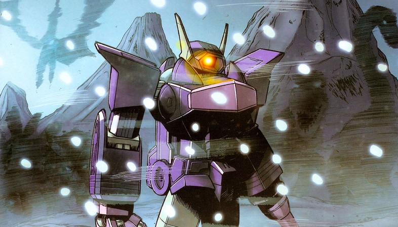 [Transformers] Desperdigados. Parte 2