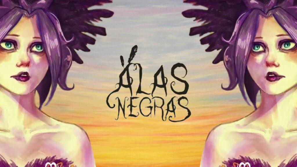 Alas Negras, Un amor oscuro