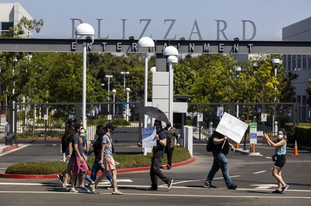 ¿Qué está ocurriendo en Activision Blizzard?