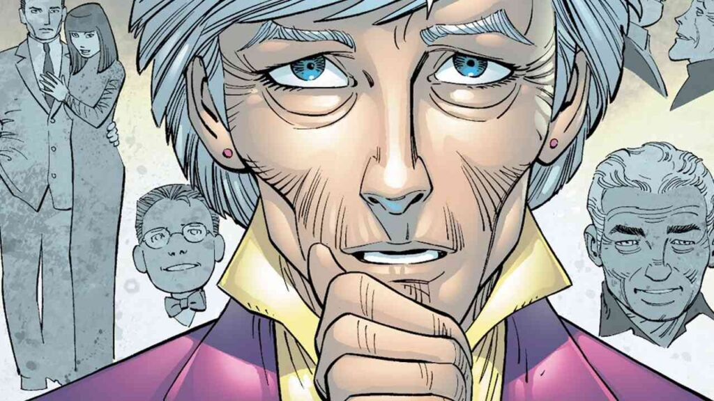 Spiderman – La Tía May de Straczynski