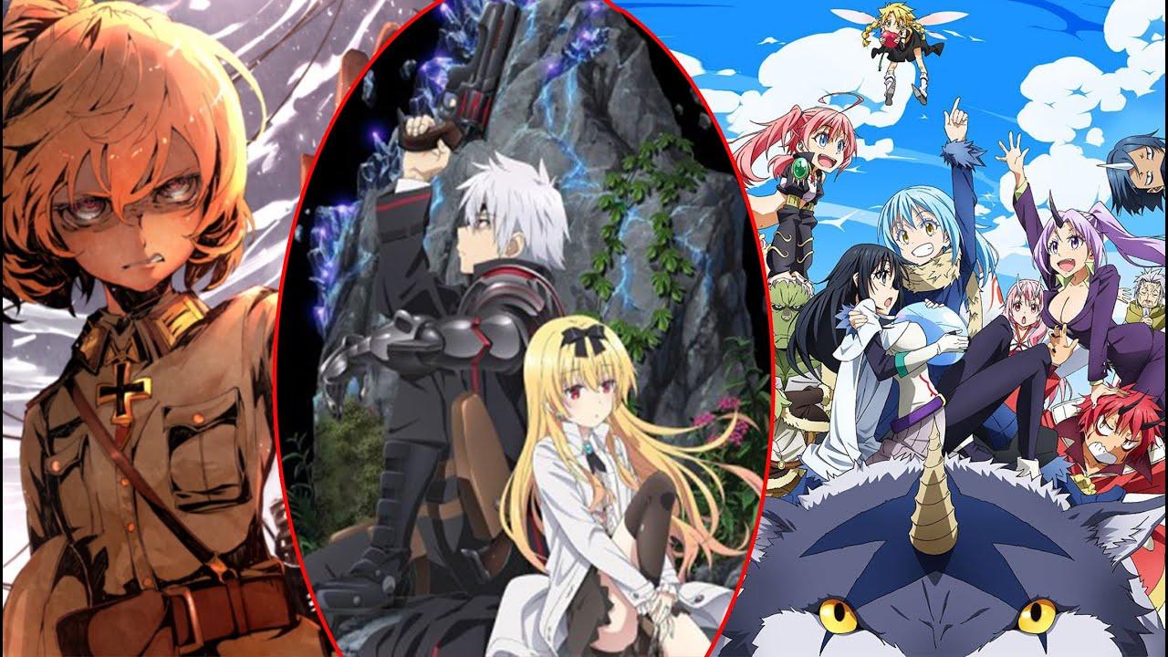 Ejemplos anime isekai