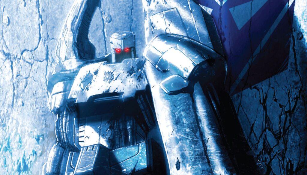 [Transformers] Cybertron en llamas. Parte 1