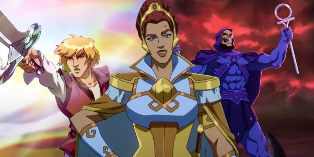 Masters of the Universe: Revelation, una controvertida revelación