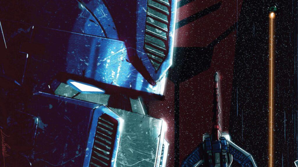 [Transformers] Cybertron en llamas. Parte 2