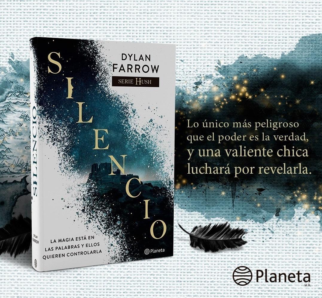 Silencio libro publicidad