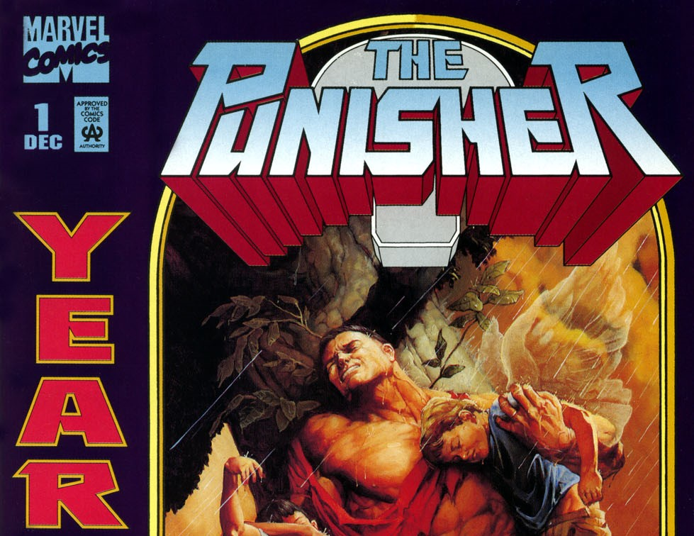Reseña: The Punisher. Year One