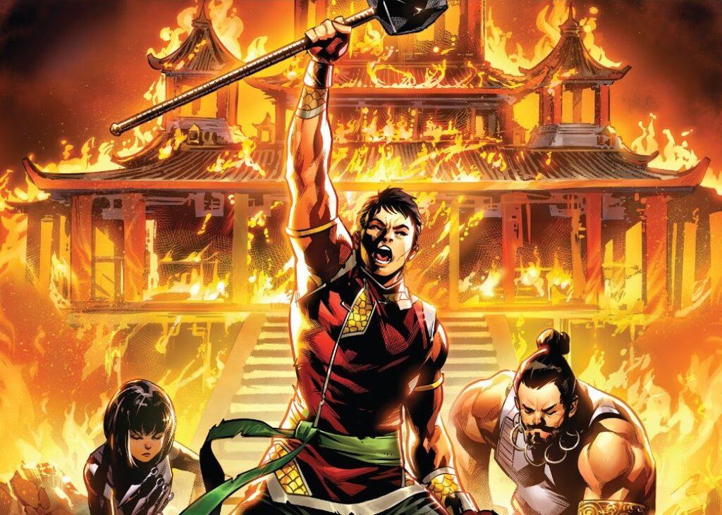 Reseña: Shang-Chi. Hermanos y Hermanas