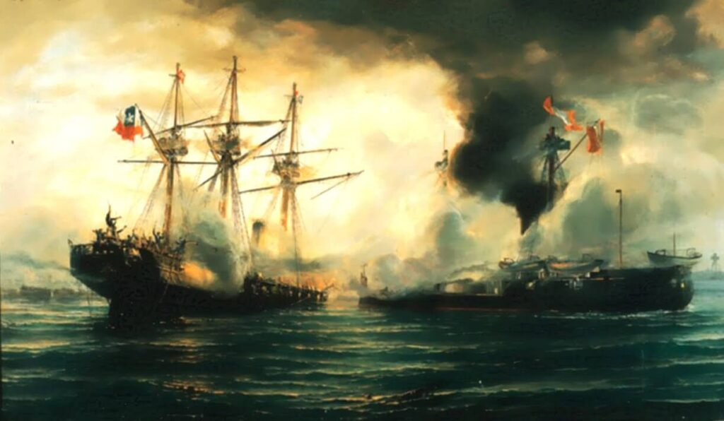 Pacífica, repensar la Guerra del Pacífico