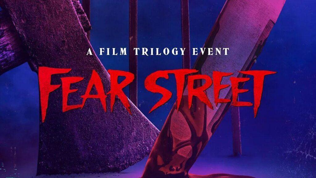 Fear Street, la novedosa trilogía de horror de Netflix