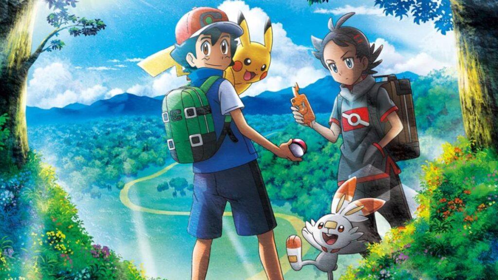 Top: momentos de Ash en Pokémon viajes