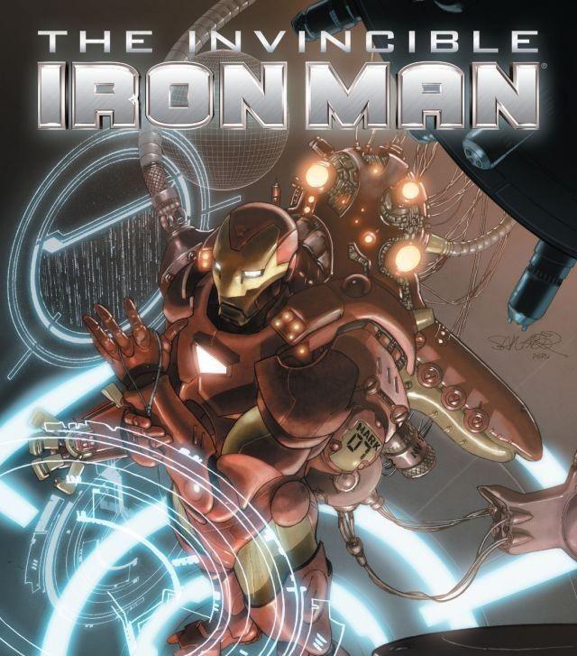 Reseña: El Invencible Iron Man. Las Cinco Pesadillas
