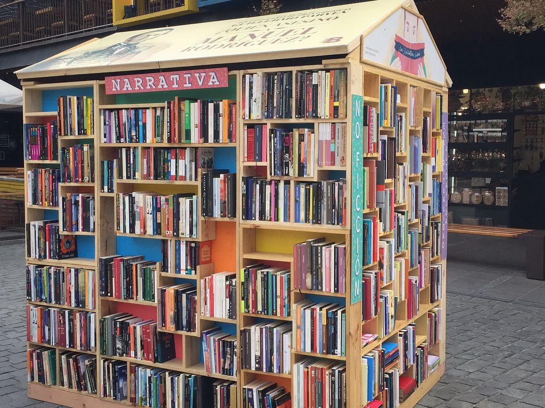 Biblioteca Libre Casita de Libros
