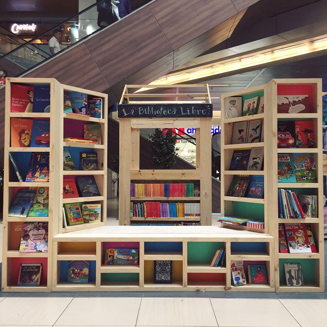 Biblioteca Libre Costanera Center