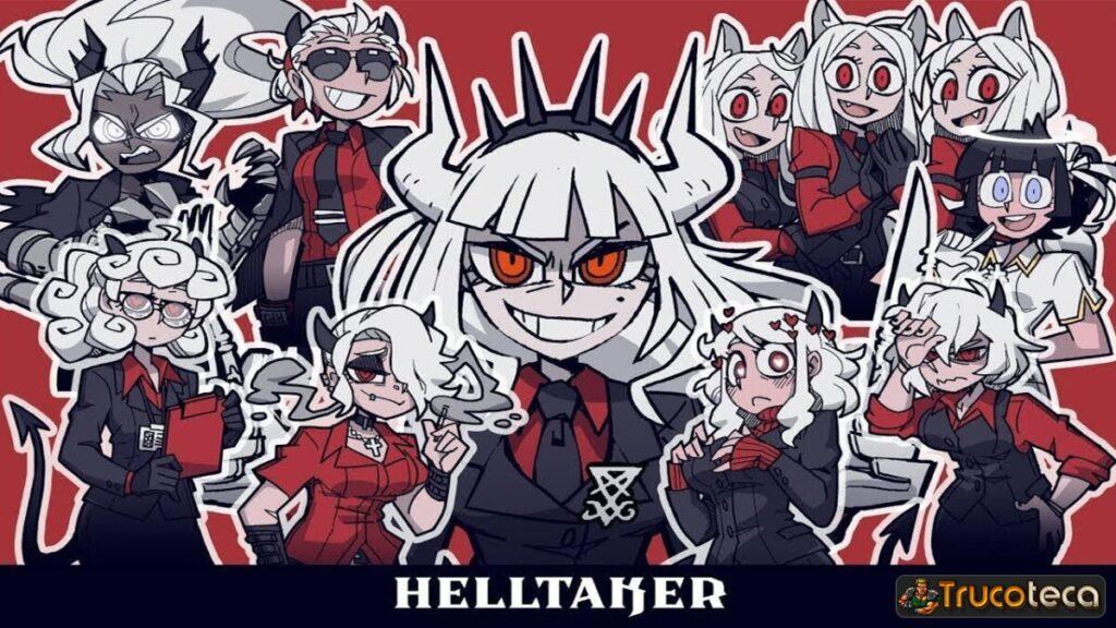 Reseña: Helltaker