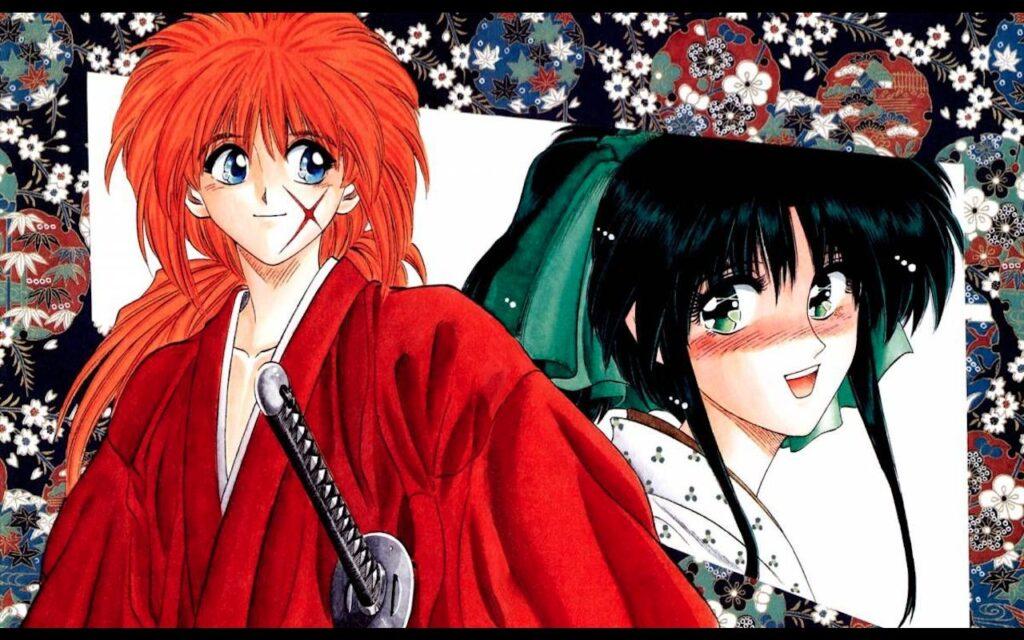 Luna creciente sobre un país en guerra y Vagabundo: Los pilotos de Ruoruni Kenshin