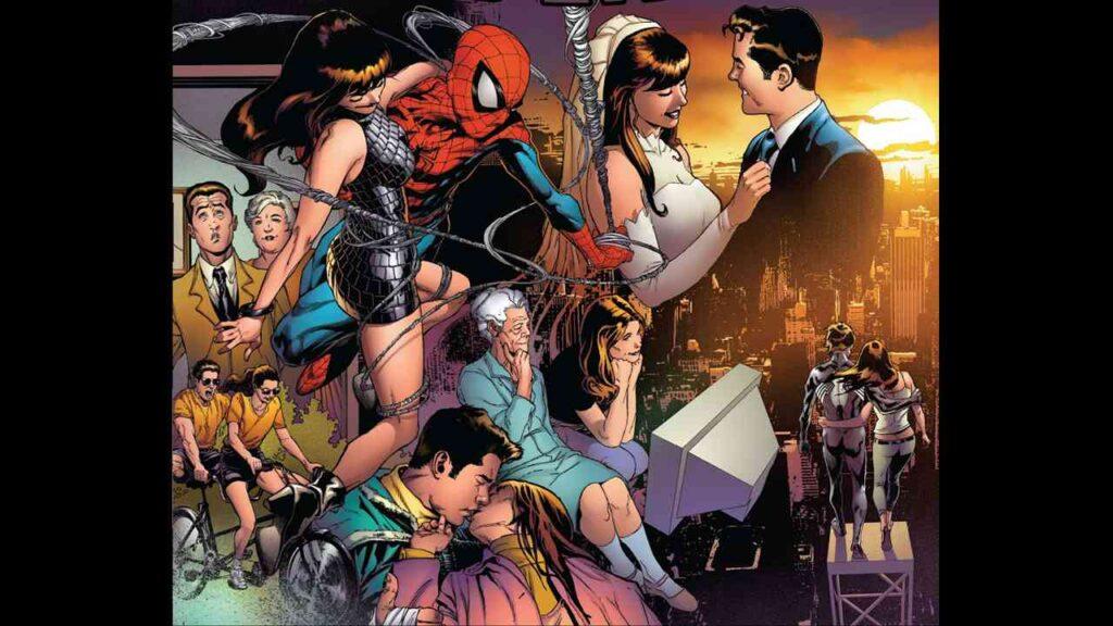 "Spiderman: One More Day, el primer ""mefistazo"""