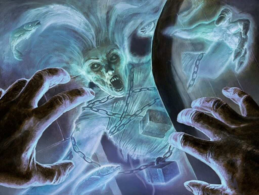 Espíritu de Hollowhenge Magic the Gathering fantasma