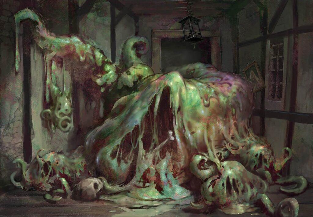 Inexorable Blob Magic the Gathering