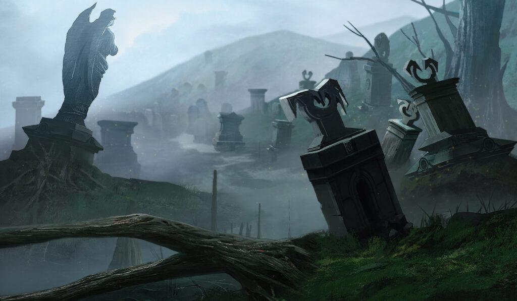 El arte más terrorífico de Magic the Gathering en Innistrad, parte 1