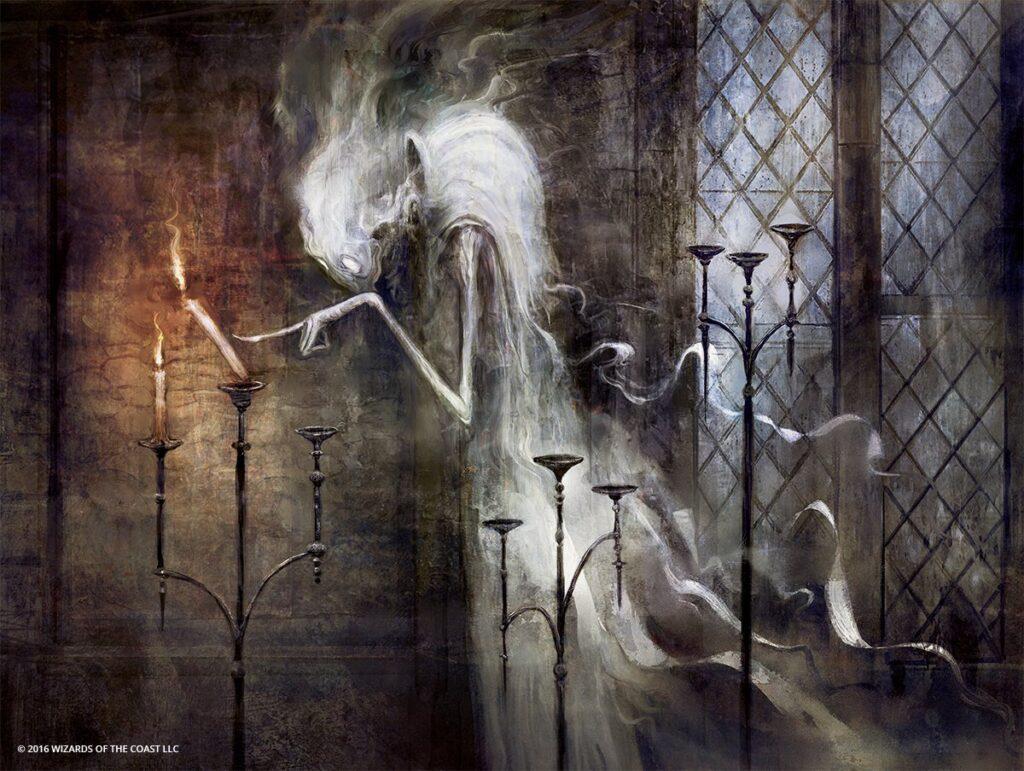 Incordio Geist Magic the Gathering fantasma